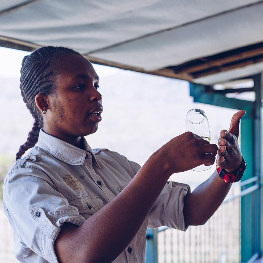 Bushman Rock Winery Staff